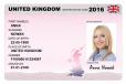 Kolekcjonerska karta ID z UK jest pamiątką dla każdego, kto chce być członkiem brytyjskiej rodziny królewskiej.