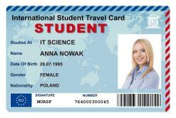 Kolekcjonerska karta studenta jest idealnym prezentem dla znajomych z łatką wiecznego studenta.