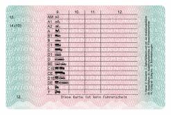 Kolekcjonerskie prawo jazdy z Niemiec to idealny prezent dla miłośników passata B5, by poczuć się jak Niemiec, który płacze podczas sprzedaży.