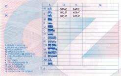 Kolekcjonerskie prawo jazdy z Czech jest idealną pamiątką, która będzie przestrzegać przed jazdą pod wpływem napojów na bazie chmielu.